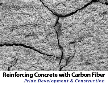 Reinforcing Concrete with Carbon Fiber in Las Vegas