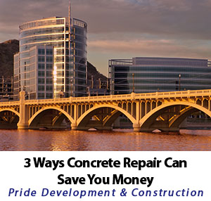 Top 3 ways concrete can help save you money!